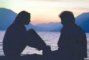 silhouette-couple